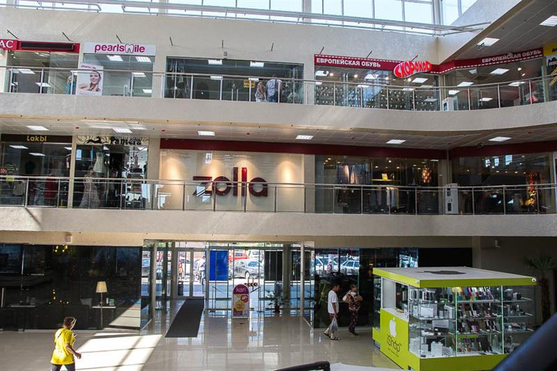 Анапа Проспект торговый центр
