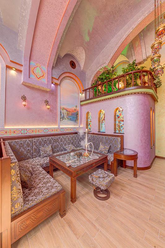 Кафе Али-Баба в Анапе