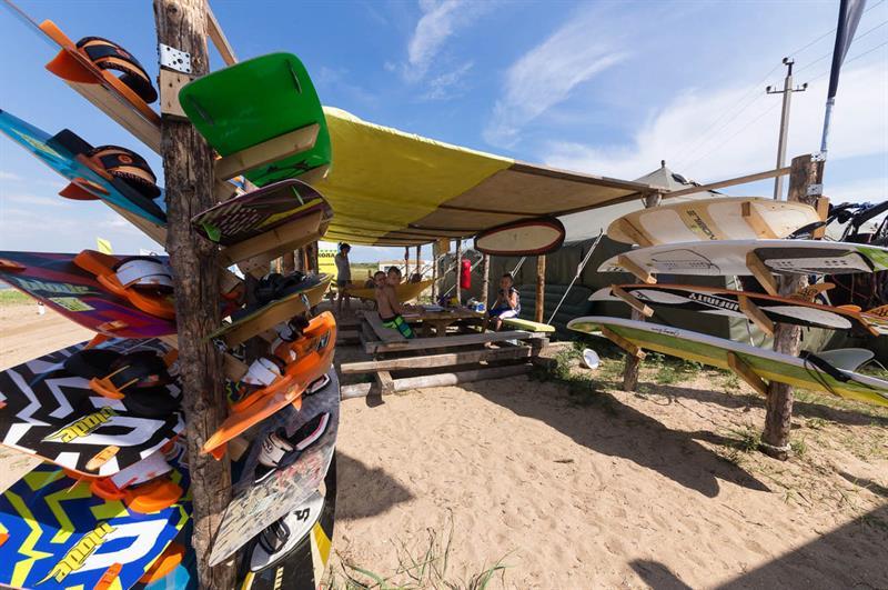 Бугазская Коса пляж