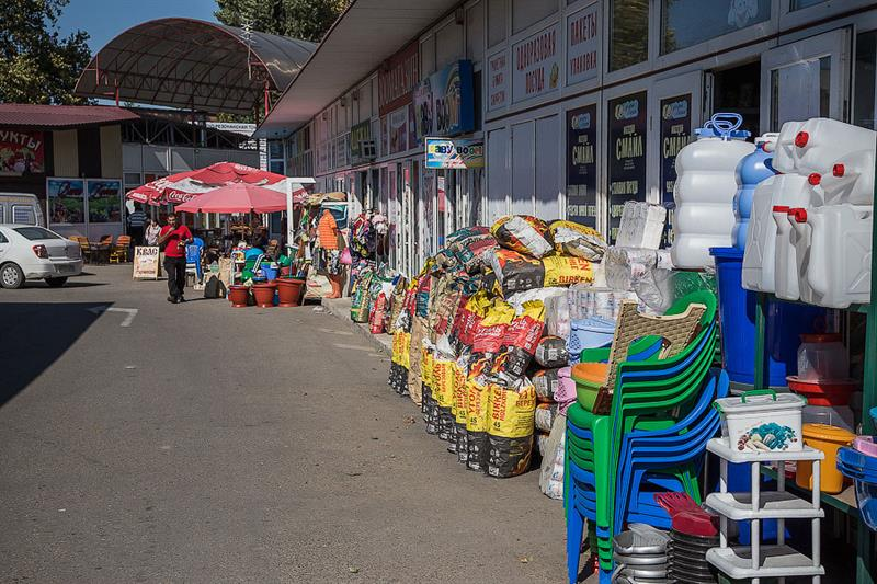Рынок Восточный Анапа