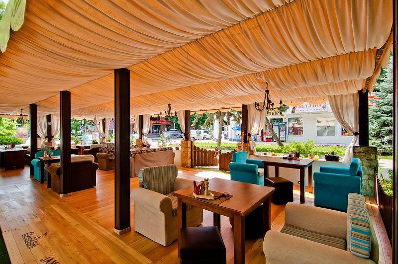 Ресторан Шале Анапа