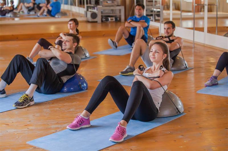 Фитнес клуб Анпа Грация