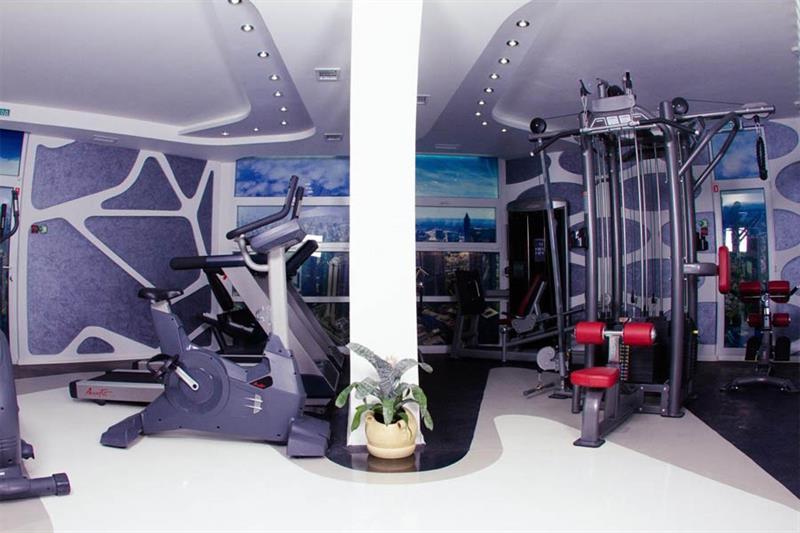Фитнес клуб Анпа Подиум