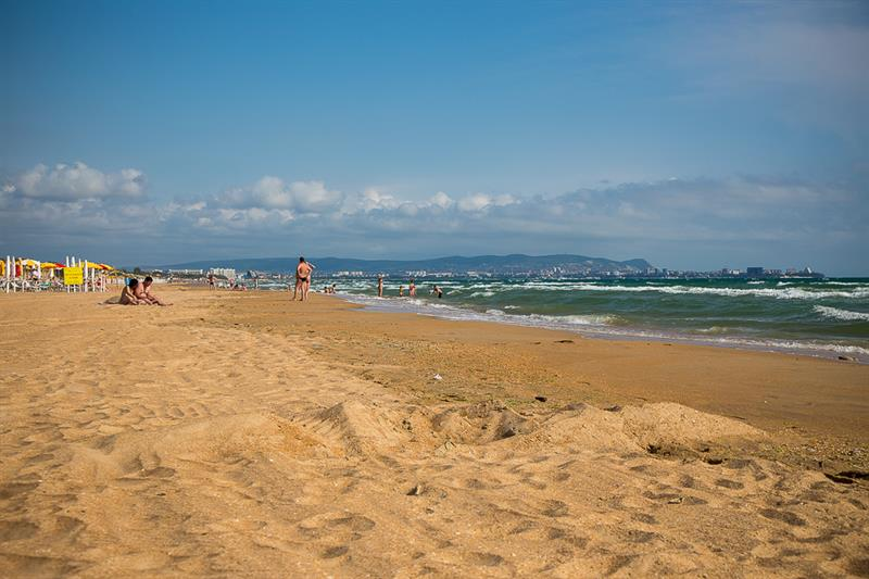 Пляж Джемете фото