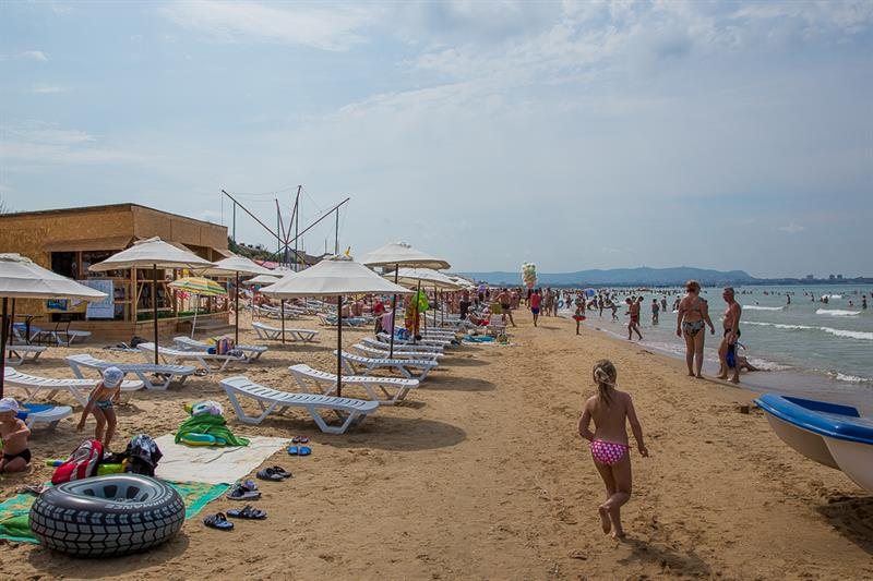 Пляжи джемете анапа фото