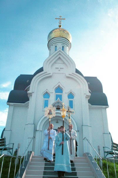 Анапа храм иконы Божией Матери
