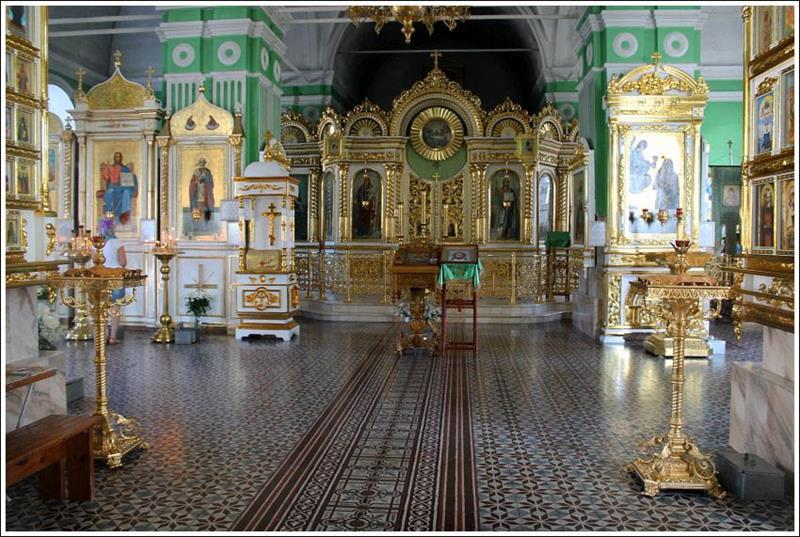 Храмы и церкви Анапы