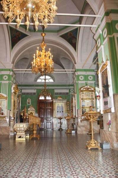 Свято-Онуфриевский храм Анапы