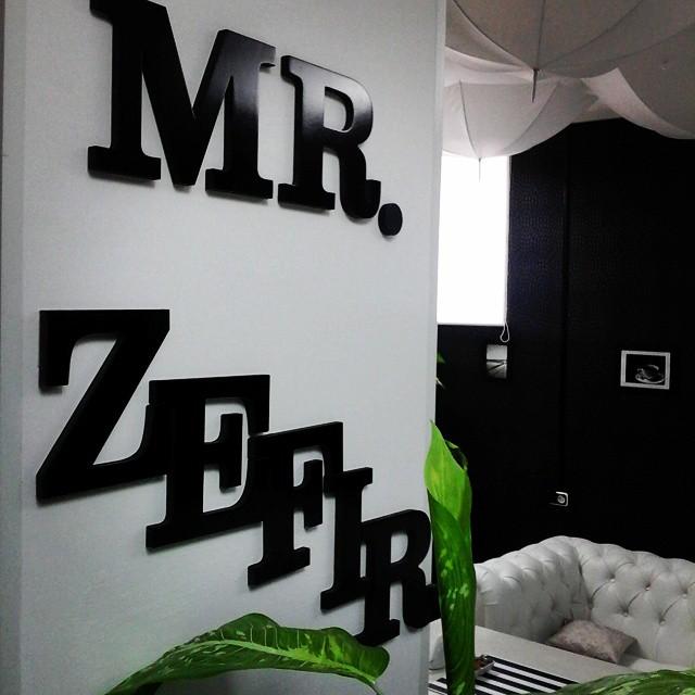 Мистер Зефир