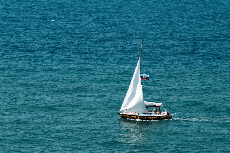 Яхта в Анапе