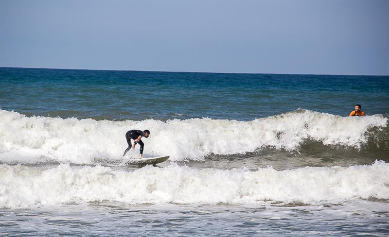 Серфинг в Анапе фото