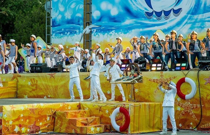 Фестиваль Синеокая Анапа фото