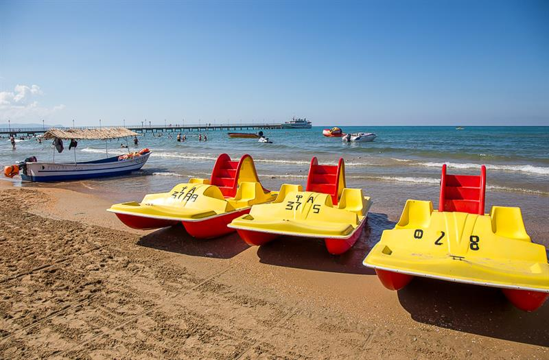 Пляж Витязево фото