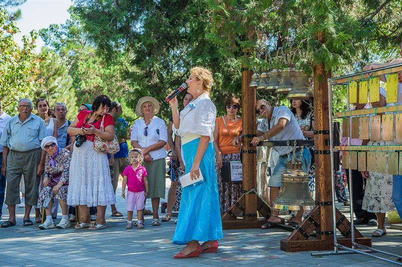 фестиваль Благовест у моря Анапа