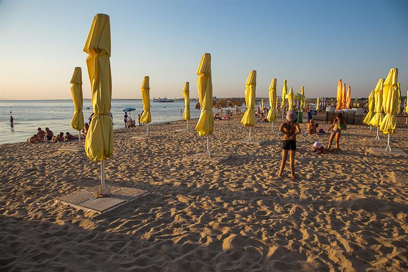 Пляж лечебный Анапы