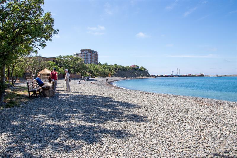 С. большой утриш пляж фото