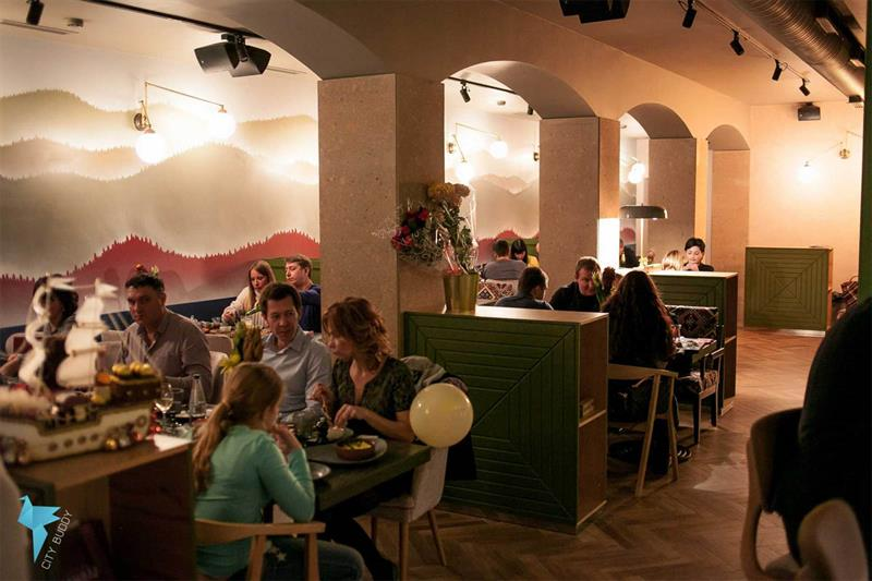 Ресторан Брынза