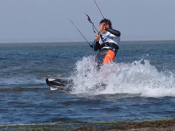 Анапа кайт серфинг