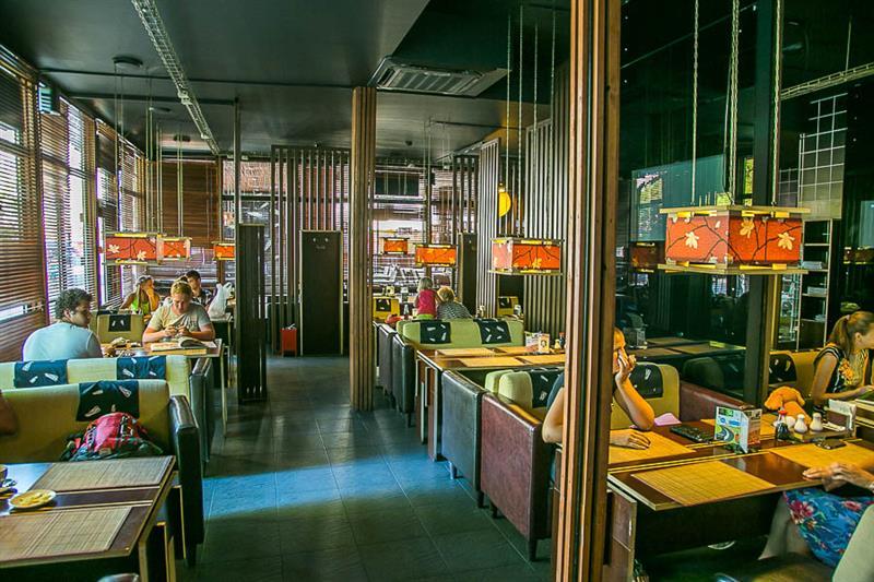 Анапа ресторан Рис