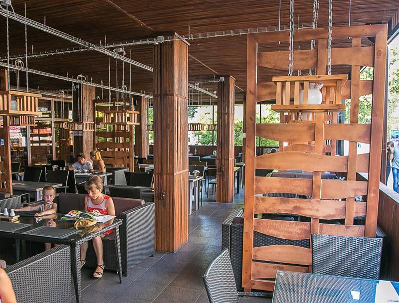 Ресторан Рис Анапа