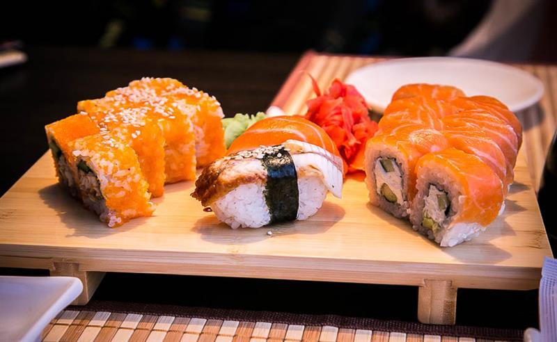 Анапа суши и ролы