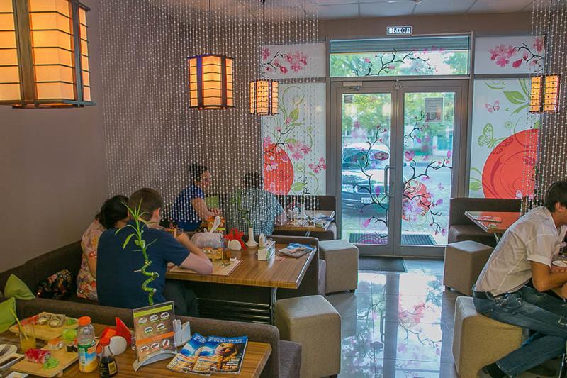 нашем ресторан суши е в анапе фото нежный