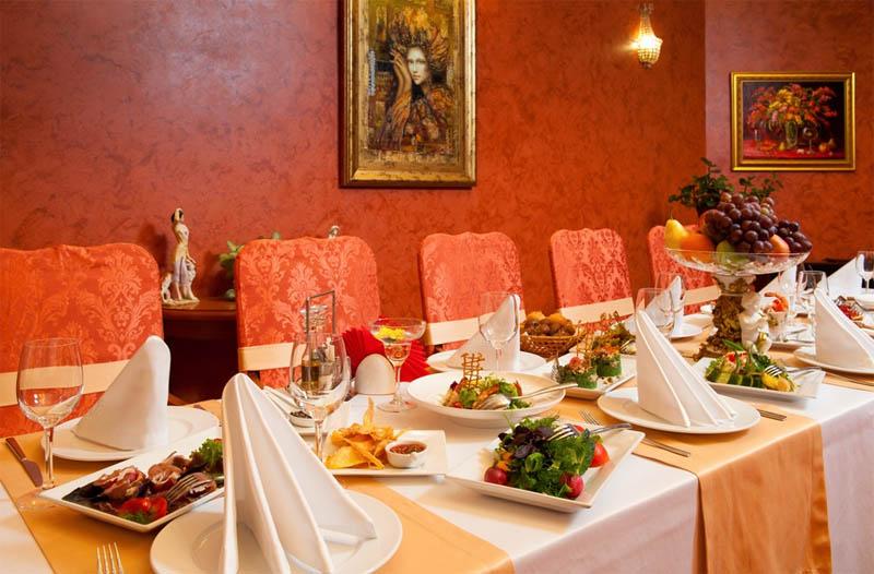 Ресторан Фрезия Анапа