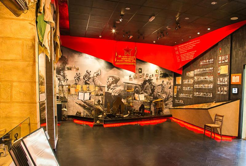 Краеведческий музей Анапы