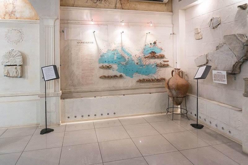 Археологический музей Анапа