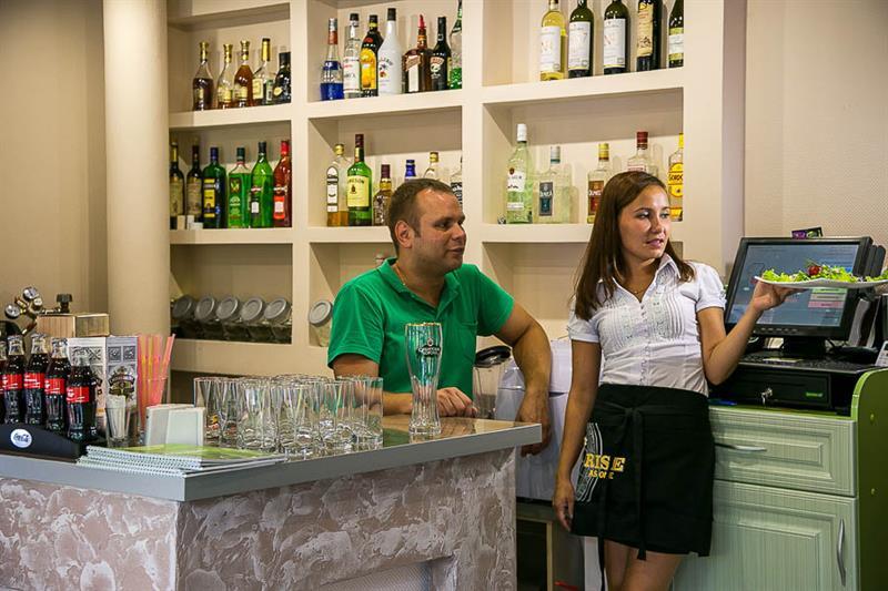 Кафе Терраса в Анапе