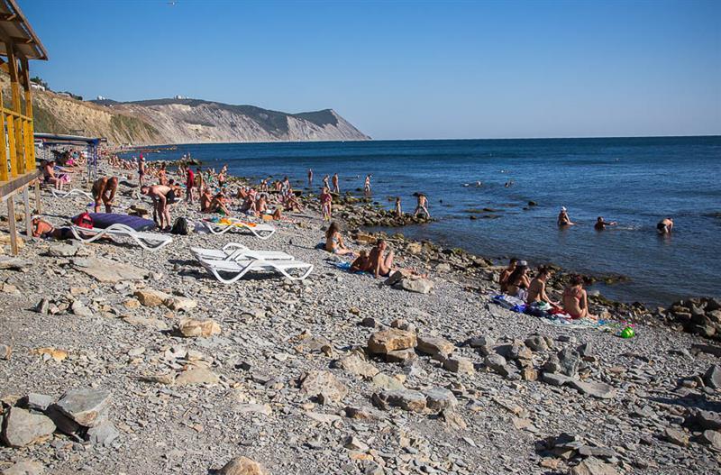 Нудистский пляж 18 Анапа Большой Утриш