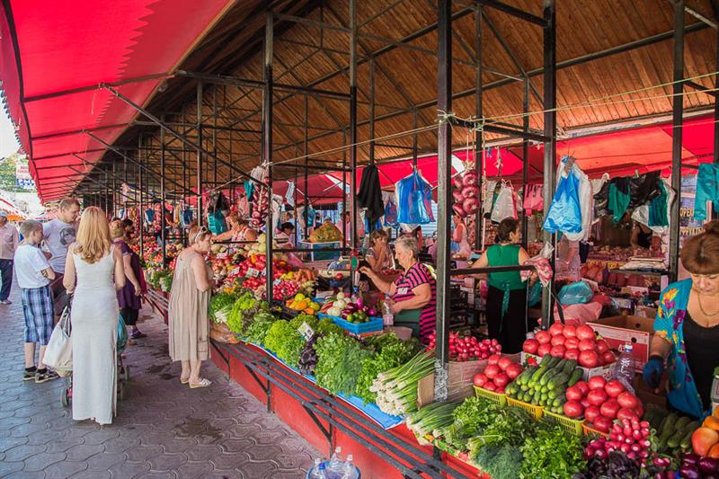 Рынки Анапы фото