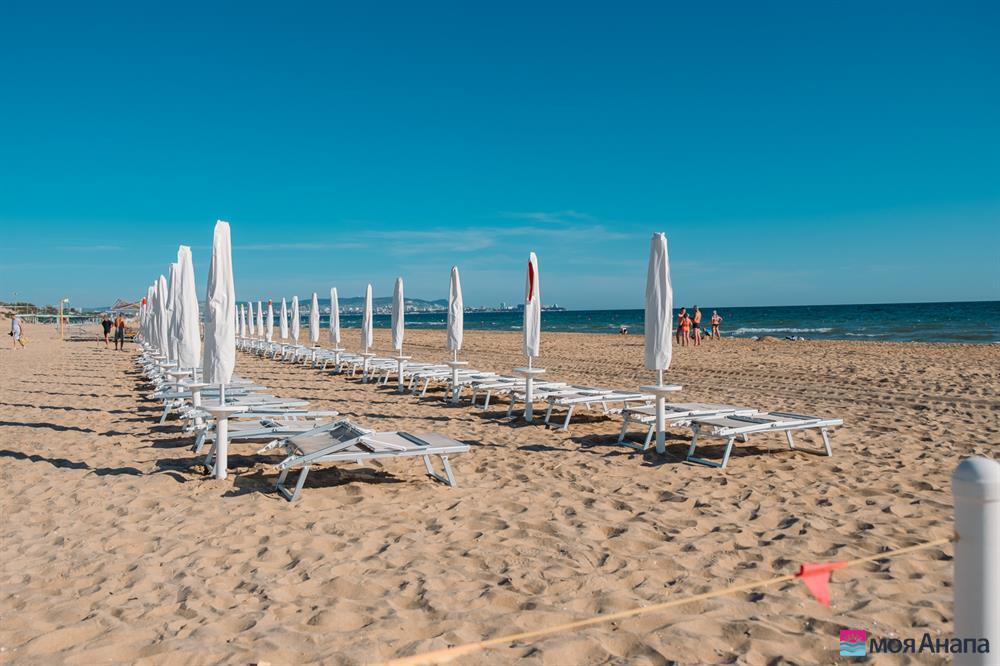 Пляжи Анапы ждут на отдых в 2020