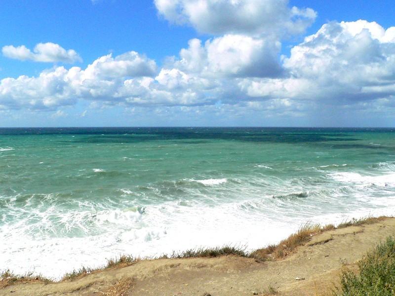 Море в анапе смотреть фото