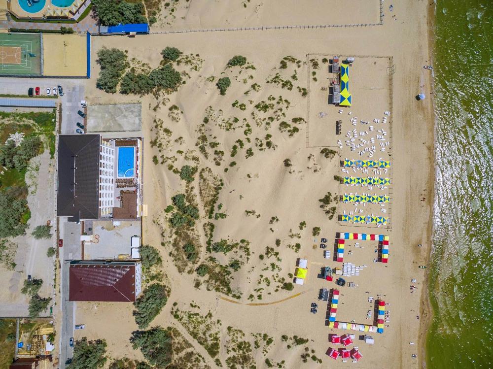 Отель ЛаМелия у моря в Анапе