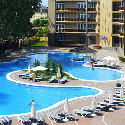 HELIOPARK Aqua Resort в Сукко