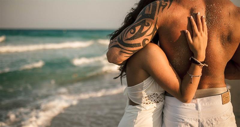 Анапа пляжный роман