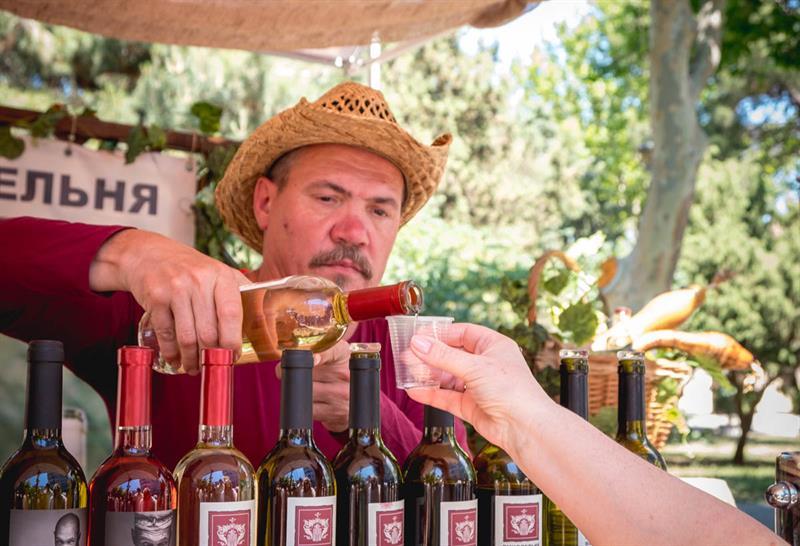 Виноделы Анапы