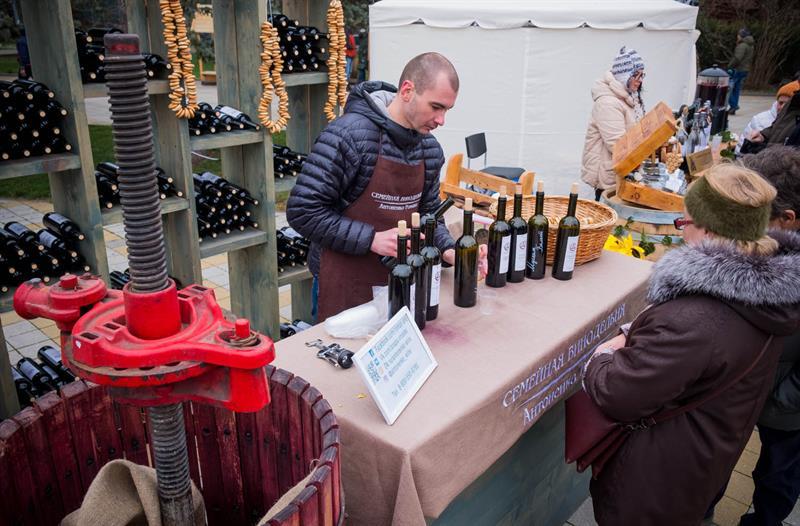 Анапа гаражное виноделие
