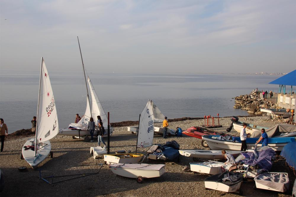 Анапа яхт-клуб