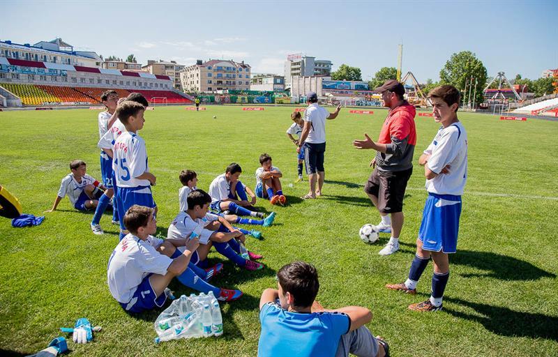 Анапа футбольный турнир
