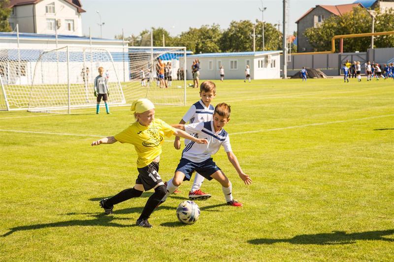 Анапа футбольный фестиваль