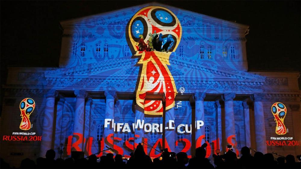 ЧМ по футболу в России