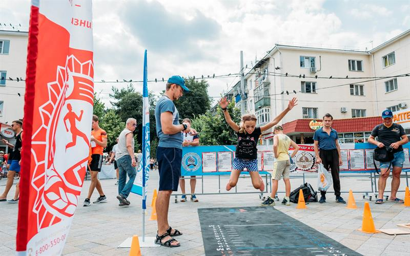 Анапа день спорта 2019
