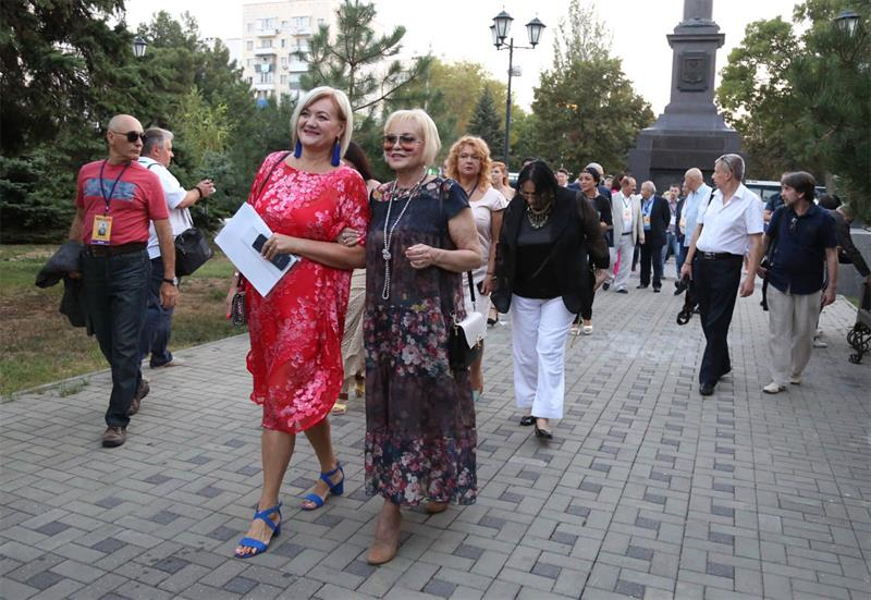 Анапа Киношок 2018