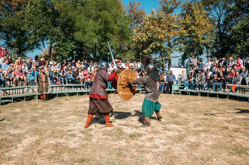 Анапа исторический турнир