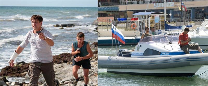 Морской патруль фильм в Анапе