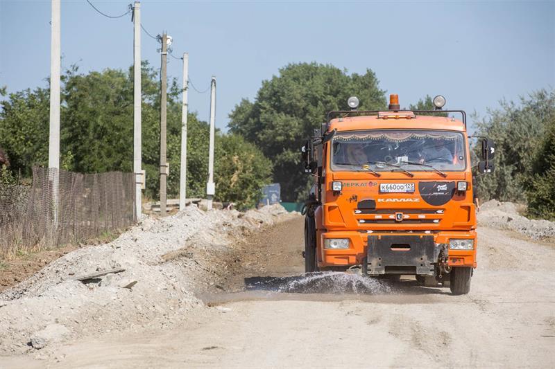 Витязево новые дороги