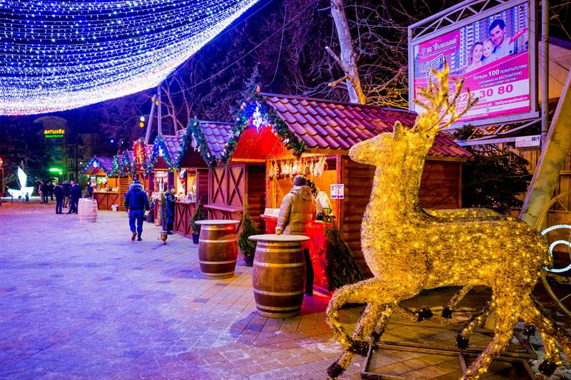 Анапа рождественский базар
