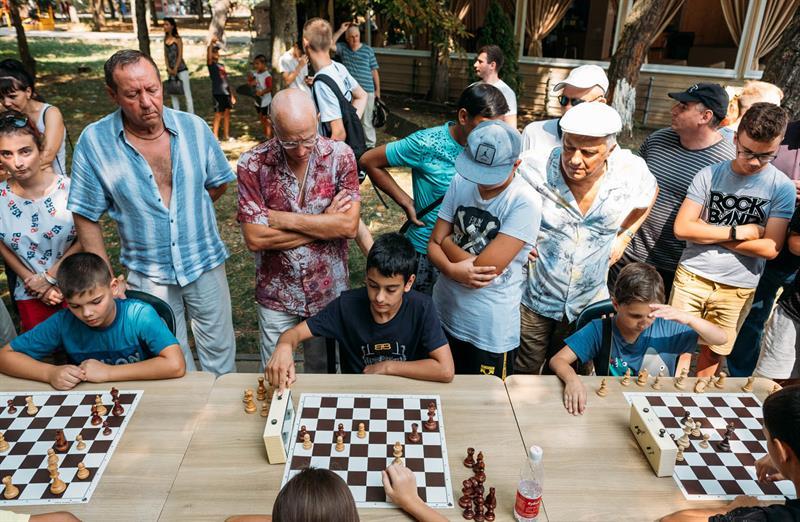 Анапа шахматный турнир 2019
